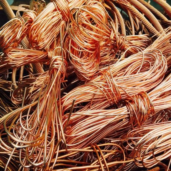 Sell Top Grade AA-plus Copper Wire Scrap 99.99%