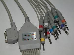 Wholesale nec: Kenz EKG Cable-Schiller EKG Cable-NEC EKG Cable