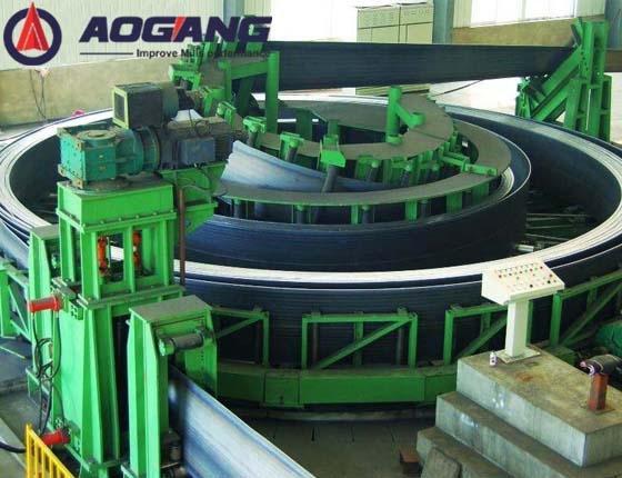 API Pipe Mill/ Oil/Gas Welded Pipe Machine