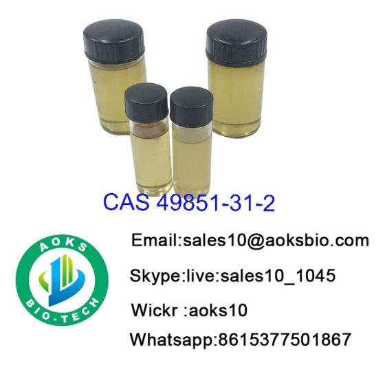 Sell sell Purity  CAS 49851-31-2 2-Bromovalerophenone China Supplier