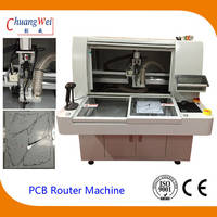 Sell PCB Cutting Machine with PCB Router,PCB Cutter,CNC Router for PCB Depanel