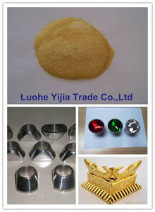 Wholesale technical grade: Technical Grade Gelatin Used for Electroplate