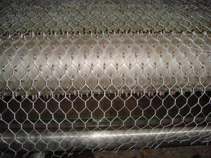 Wholesale wire mesh weaving machine: Stainless Steel Hexagonal Wire Netting