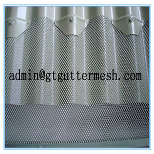 Wholesale Trade Show Equipment: Gutter Mesh for Guard