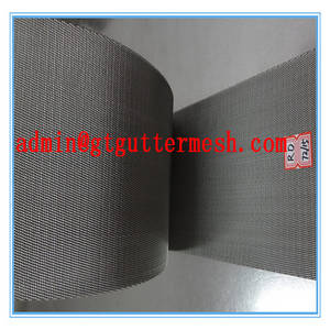 Wholesale steel belt: Stainless Steel Filter Belt for Extruder Changers