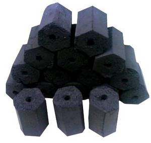 Wholesale coconut shell charcoal briquette: Coconut Shell Charcoal Briquettes