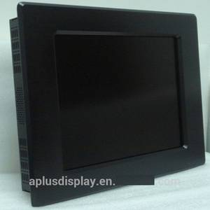 Wholesale hdmi monitor manufacturers: High Quality 19'' Waterproof Marine LCD Monitor Display Industrial Monitor
