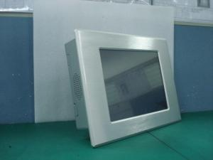 Wholesale touch screen pc: 10.4'' 12.1'' 15'' 21.5'' Industrial Touch Screen Panel PC with CE
