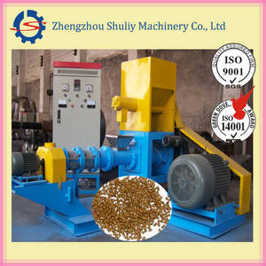 Wholesale fish feed machine: Floating Fish Feed Pellet Machine