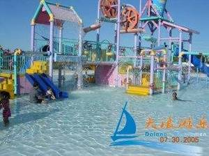 Wholesale Scooter Parts & Accessories: Aqua Park Water House Equipment For Children Play And Fun