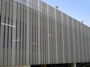 Wholesale galvanized steel sheet: Perforated Galvanized Steel Sheet  Excellent Ornament Material