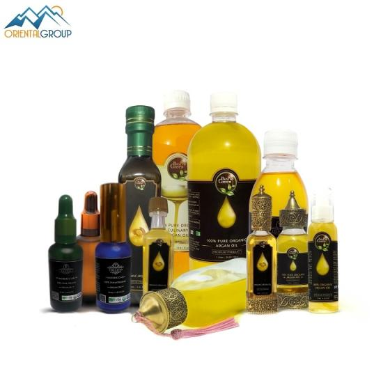 Sell organic virgin and deodorized argan oil