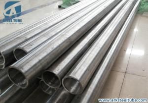 Wholesale duplex tube & pipe: Astm A268 Seamless Welded Stainless Steel Tubes TP410 TP405 TP420 TP430 TP430Ti TP409 TP444