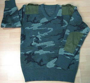 Wholesale military camouflage pullover: Military Pullover Military Sweater Military Jersey