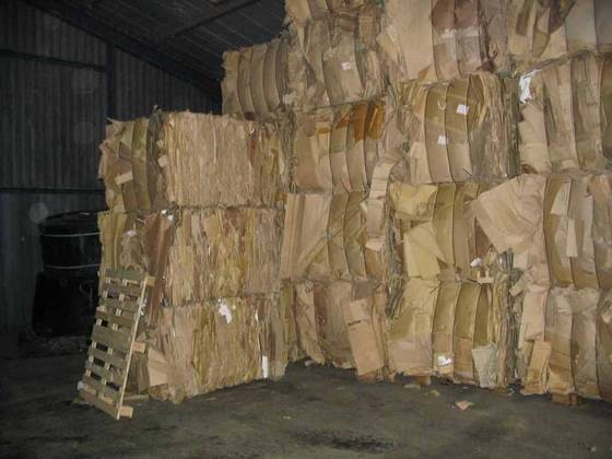 Sell OCC waste paper
