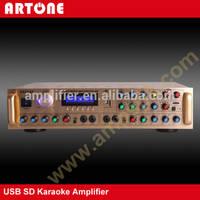 Stereo Karaoke Amplifier with MP3 USB SD Card KPA-90B