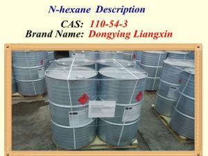 Wholesale shoe adhesives: N-hexane CAS 110-54-3 MN9275000 (60%, 80%,90%, 99%)