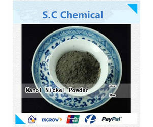 Wholesale metal nano powder: Nano Nickel Powder