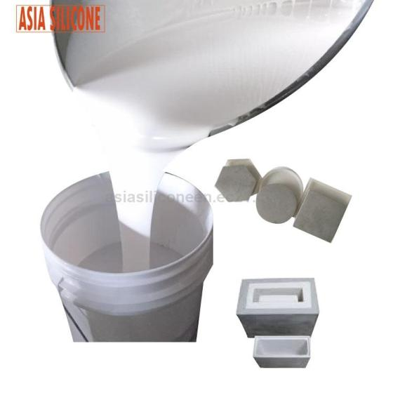 Manufacturer RTV 2 Silicone Rubber for Mold Making Resin Mold