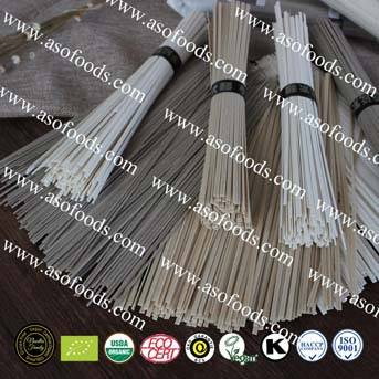 Sell organic asian dry noodle vegetarian