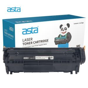 Wholesale color toner cartridge: ASTA Factory Compatible for HP 05A 12A 17A 26A 35A 36A 78A 80A 83A 85A 88A Toner Cartridge