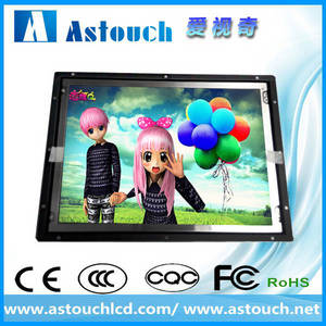 Wholesale 12.1 inch lcd: Factory Stock 12.1 Inch Open Frame Monitor ,LCD Panel Screen with Vesa Mount