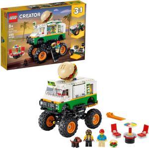 Wholesale truck: LEGO Creator 3in1 Monster Burger Truck 31104 Building Kit