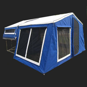 Wholesale trailer tent: Two Person Trailer Tent