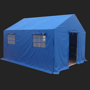 Wholesale roof tent with awning: Polyester Relief Tent