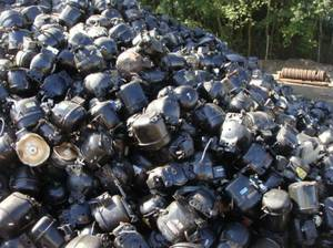 Wholesale scrap ships: AC/Fridge Compressor Scraps for Sale