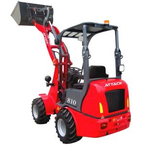 Wholesale warehouse forklift trucks: 820 Mini Wheel Loader