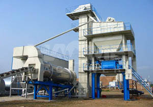 Wholesale asphalt batching plant: Low Cost and High Performance New LB Series Asphalt Batch Mix Plant