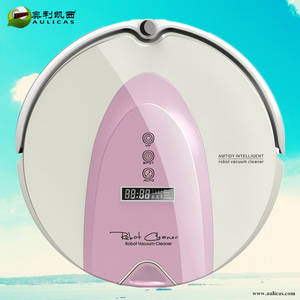 Wholesale automatic vacuum cleaner: Automatic Cleaning, Vacuuming, Mopping and Sterilization Intelligent Control Robot Vacuum Cleaner