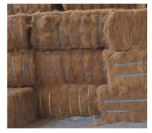 Wholesale hydraulic bale press: Wholesale Good Quality Brown Palm Coconut Fiber