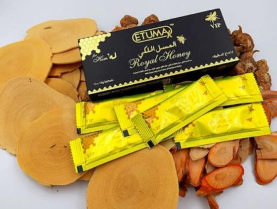 Sell Etumax Royal Honey for Him 12 Sachets 20G Male Sex Enhancer
