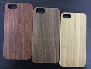 Wholesale mobile phone case: Wood Mobile Phone Case