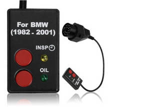 Wholesale inspection tool: Si-Reset for BMW Old 1982-2001 Inspection and Oil Service 20 PIN Reset Tool