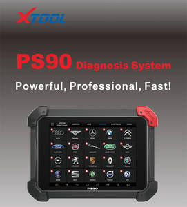 Wholesale toyota diagnosis: XTOOL PS90 Diagnostic Tablet