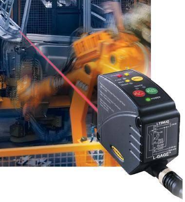Sell Banner LT3 Laser Distance- Gauging Sensors