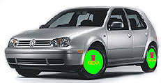 Wholesale car wheel nuts: Not Rotating Stay Still Non Spin Hubcap
