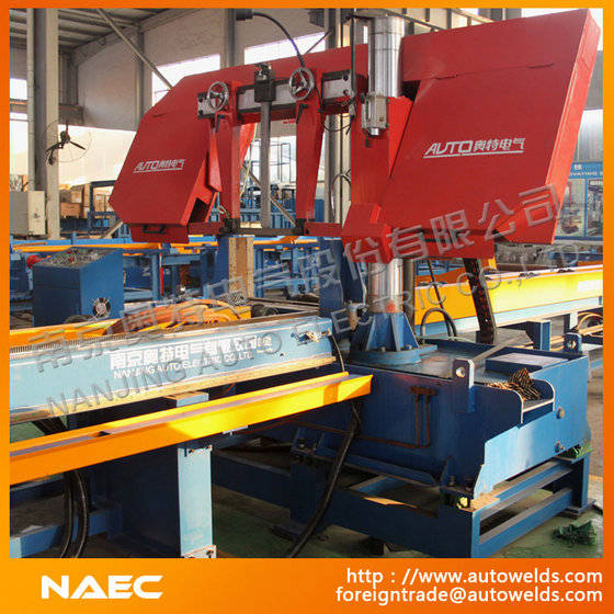 Sell High-Speed Band Saw Cutting Machine