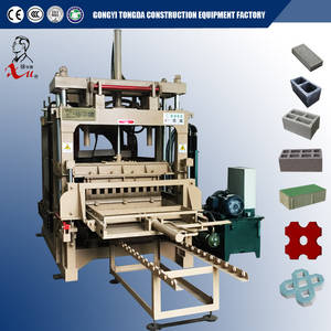 Wholesale brick making machine: Automatic Concrete Interlock Brick Making Machine
