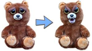 Wholesale Other Toys: Feisty Pets Sir Growls-A-Lot- Adorable Plush Stuffed Bear That Turns Feisty with A Squeeze