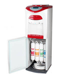 Wholesale ro water cooler: 4 Stages RO Water Dipsenser with Filters,Compressor Cooling