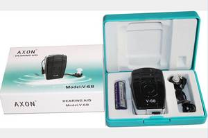 Wholesale axon hearing aid: Axon Body Hearing Aid (V-68)