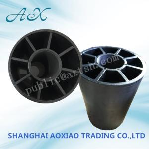 Wholesale batterie: 76.5*203*125mm Black Refined Wheel Drum Used for Lithium Battery