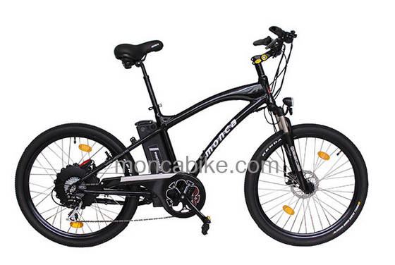 electric bike: Sell Fast Mountain Electric Bike with 48V battery 500W motor
