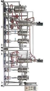 Wholesale lab evaporation: Pilot Distilling Laboratory Equipment Quotation Short Path Oil Extraction Purification