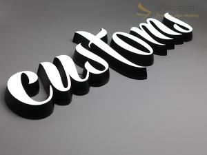 Wholesale led sign: Custom LED Channel Letter Sign High Quality Competitive Price