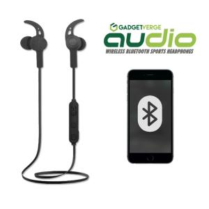 Wholesale bluetooth headphones: Wireless Bluetooth Sports Headphones Re Branded Earphones GadgetVerge